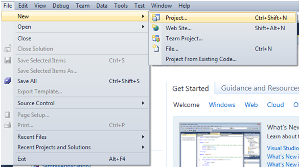 WPF Viewer for Reporting Services 2008/2012 Getting Started