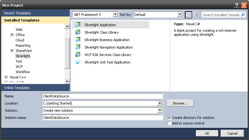 how to get silverlight working