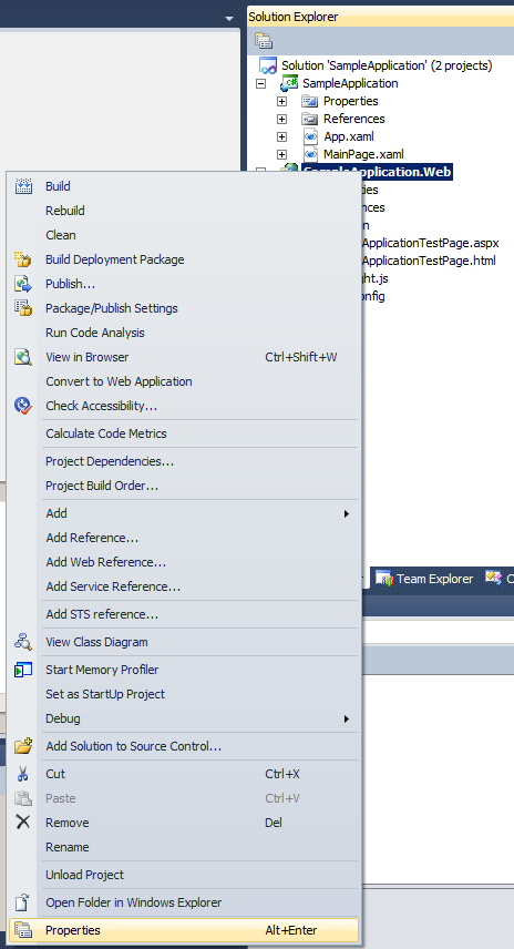 Getting Started: Silverlight Viewer for Reporting Services